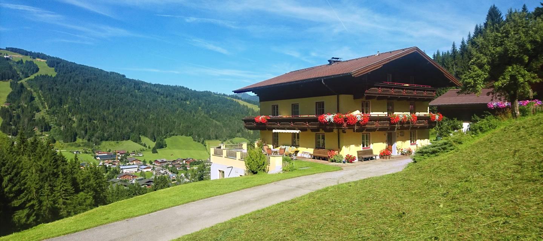 Urlaub in Flachau, Ferienwohnungen Fallenegger Flachau