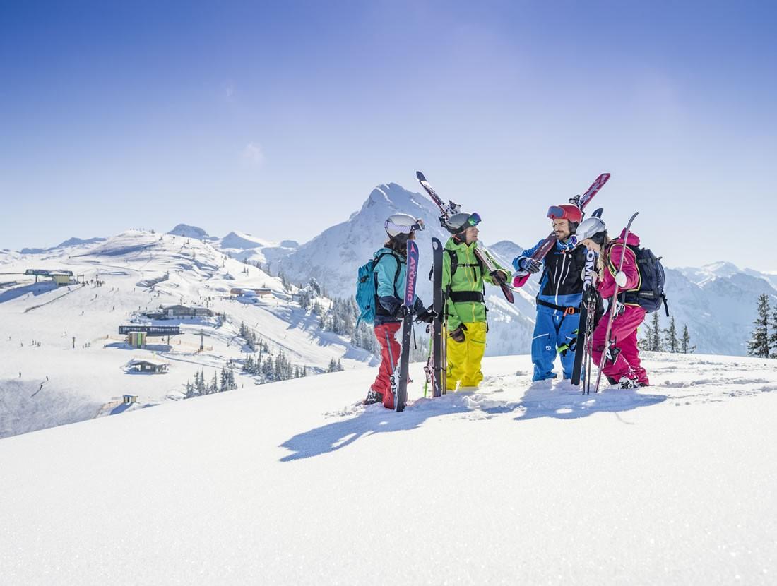 Skiurlaub im Snow Space Salzburg, Appartements Alpin